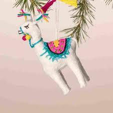 pricilla the llama story ornament