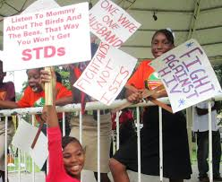 adventists in tortola march for hiv aids awareness abstinence
