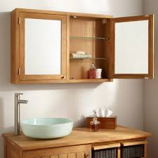 Teak Bathroom Vanity by Bathroom Cabinets Open Teak Medicine Teak Bathroom Cabinet