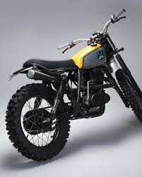 Winter Motorcycle Tires Custom Build On One Of Our All Time Favourite Bikes A Yamaha