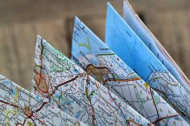 map travel free photo folding map road map travel route free image on