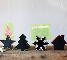 place card holders photo card holders snowflake