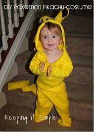 Halloween Costumes Pikachu 25 Baby Pikachu Costume Ideas Pikachu