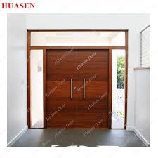 wooden and glass doors veneer wooden flush doors with glass veneer wooden flush doors