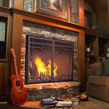 chimney doors u0026 fireplace doors fireplace doors
