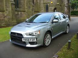 mitsubishi mirage evo used mitsubishi lancer evolution x cars second hand mitsubishi