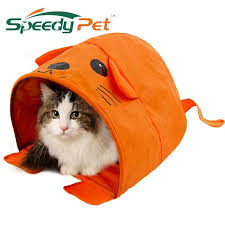 Kitten Bed Aliexpress Com Buy Cartoon Shape Cat Tent For Small Medium Size