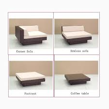 Wicker Sleeper Sofa Innovative Outdoor Sleeper Sofa Outdoor Sleeper Sofa My9023 Garden