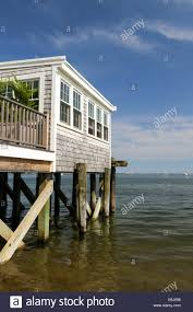 Homes On Pilings by House On Pilings Stock Photos U0026 House On Pilings Stock Images Alamy