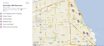 chicago map side mapping bias lgbt resources on the south side of chicago feministe