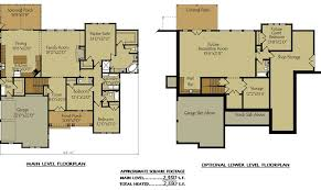 basement garage house plans house plans