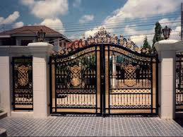 Modern Gate Designs For Homes Home Design - Gate designs for homes