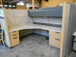 Knoll Office Desk Used Cubicles Used Office Desks Portland Or