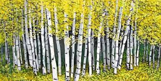 modern tree paintings artists who paint trees artpromotivate