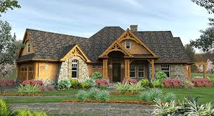 craftsman home plan craftsman house plan with 3 bedrooms and 2 5 baths plan 1895
