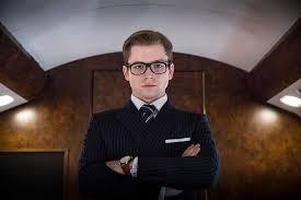 kingsman the secret service u0027 eggsy taron egerton u0026 his bremont