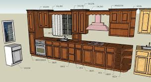 China Kitchen Cabinet by How To Layout Kitchen Cabinets Bullpen Us