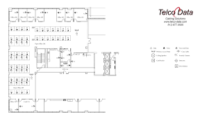 Cubicle Floor Plan by Portfolio Telco Data