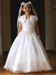 communion dress w pearl u0026 embroidered waistline