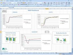download free sales dashboard spreadsheet template u2013 microsoft