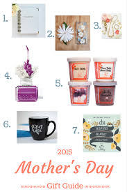 2015 mother u0027s day gift guide