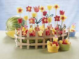 creative fruit arrangements pretty fruit flowers butterflies idea for summer get