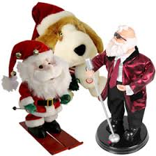 Unique Animated Christmas Decorations by Christmas Decorations Costume Party Supplies U0026 Decor