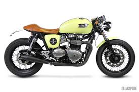 ป no 3 triumph thruxton 900 pi customs pinterest triumph
