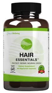 supplements for fuller shinier hair