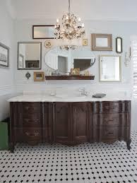 Repurposed Bathroom Vanity by Bathroom Vanities Repurposed Bathroom Vanity Mirror Tsc