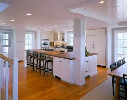 kitchen island columns kitchen island with columns kitchen traditional with white beam