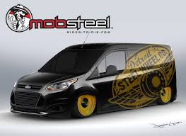 2014 ford transit connect sema teasers photo gallery autoblog