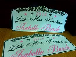 for parade parade car magnets for pageants and beauty