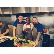 what clothing does a chef require chef kevin gillespie u0027s restaurant gunshow offers a bold new take