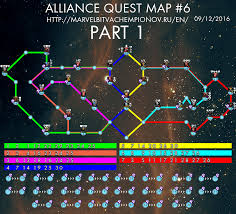 Coc Maps Alliance Quest Map 6 Contestofchampions