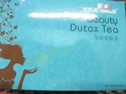 Teh Detox tika hati bicara penangan teh detox tea