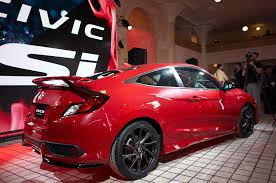 honda civic si torque honda civic si torque specs accidentally leaked automobile magazine