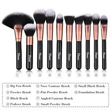 professional makeup tools ovonni 24pcs professional cosmetic makeup set soft