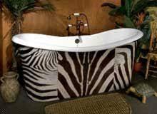 Safari Bathroom Ideas Volvo C30 Zebra R Design Car I Would Not Go This Far With Zebra