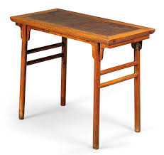 Chinese Desk Classical Chinese Furniture A Collecting Guide Christie U0027s