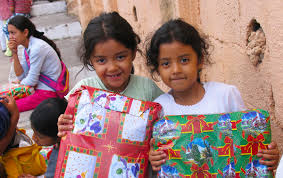 giving a gift to your sponsored child the whys whats and hows
