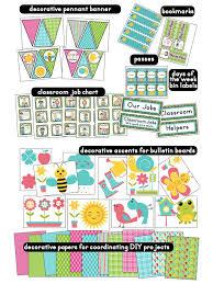 garden themed classrooms back to school classroom