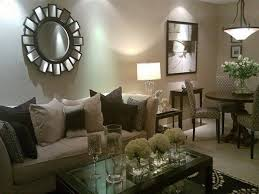 plain decoration living room wall mirrors stunning idea wall