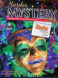 free halloween murder mystery party amazon com murder mystery party games murder at mardi gras