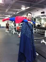Superman Halloween Costume Creative Halloween Costumes Cool Twist Superman Costume