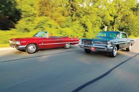 Who Is Pontiac Chevrolet Impala Vs Pontiac Catalina Rod Network