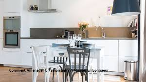 aménagement cuisine salle à manger with amnagement dco salon salle manger cuisine amenagement cuisine