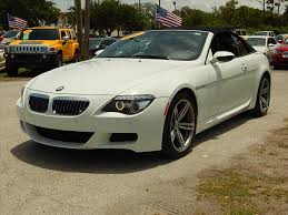 2008 bmw m6 convertible for sale 94 used cars from 14 000