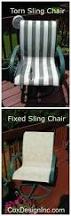 Fabric Outdoor Chairs The 15 Best Images About Outdoor Fabric Cushions And Slings On