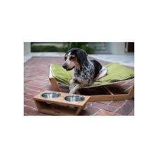 large dog hammock in green pet accessories cuckooland
